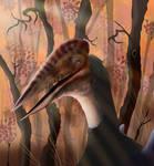 Hatzegopteryx by AlloVerasaur