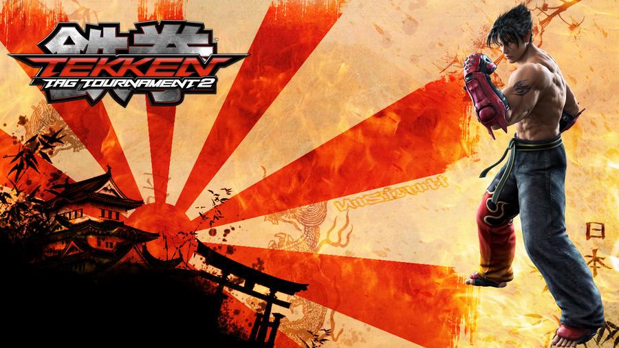 tekken tag tournament 2 jin kazama wallpaper by