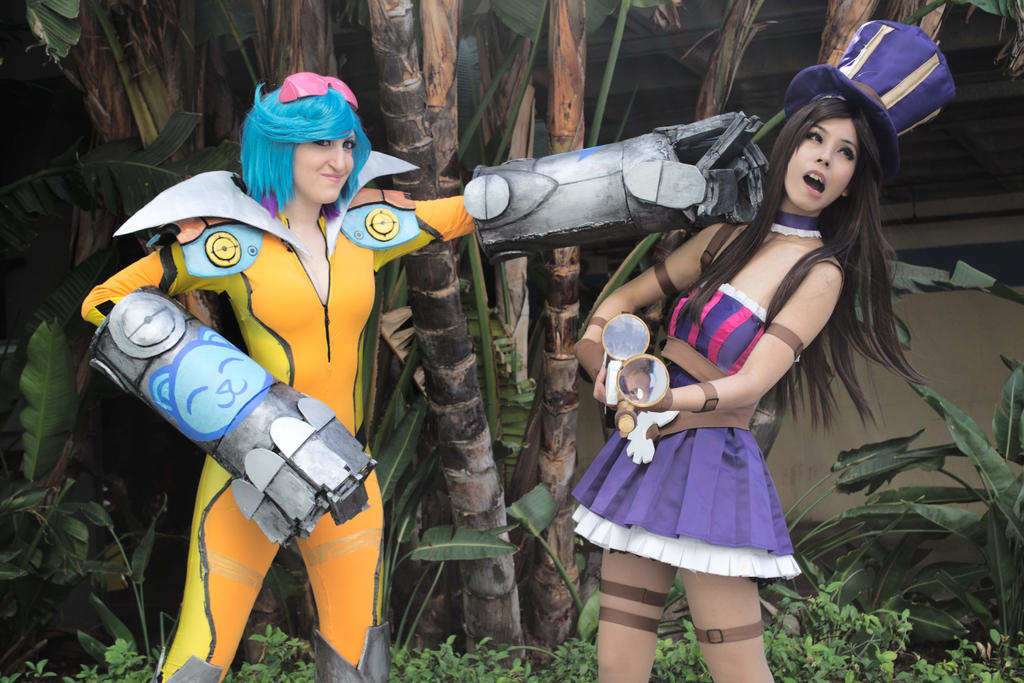 vi and caitlyn relationship goals
