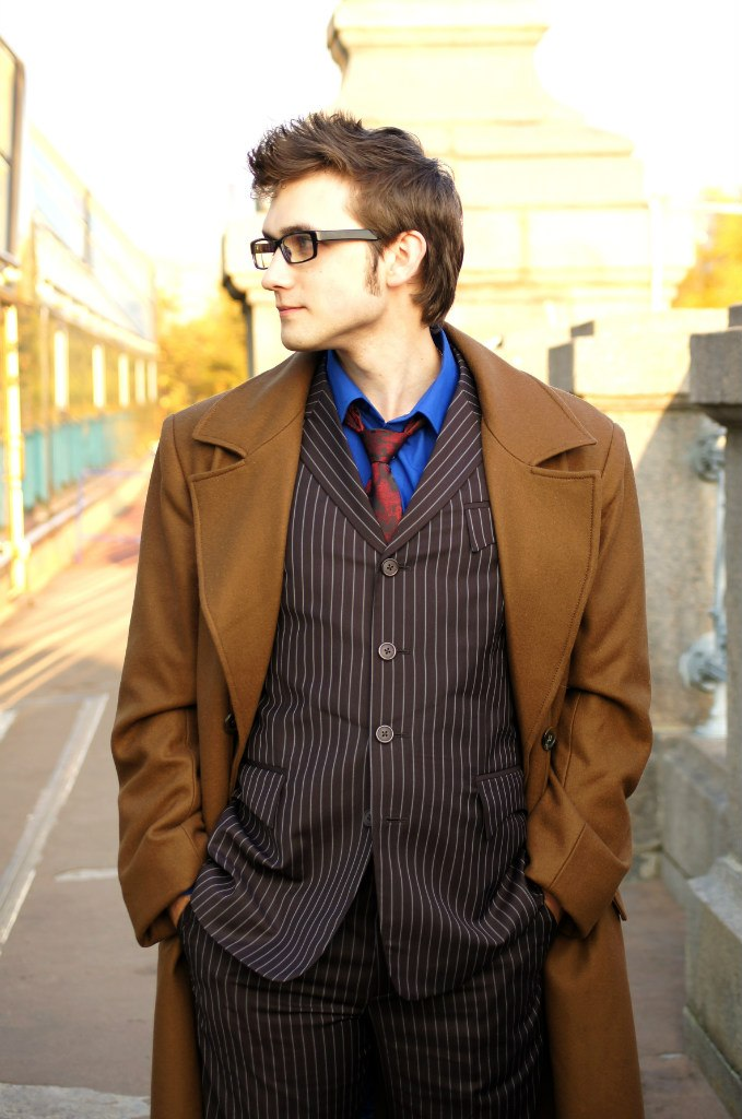 Tenth Doctor Who Cosplay : Cosplaying  Doctor Who Cosplay
