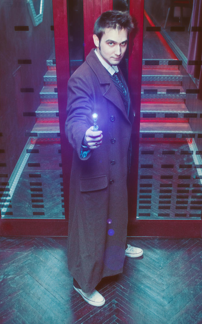 Animatrix 2014 [10th Doctor] by Tendranor
