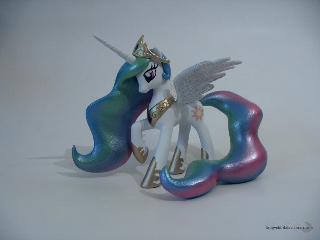 Customised Celestia by Groovebird