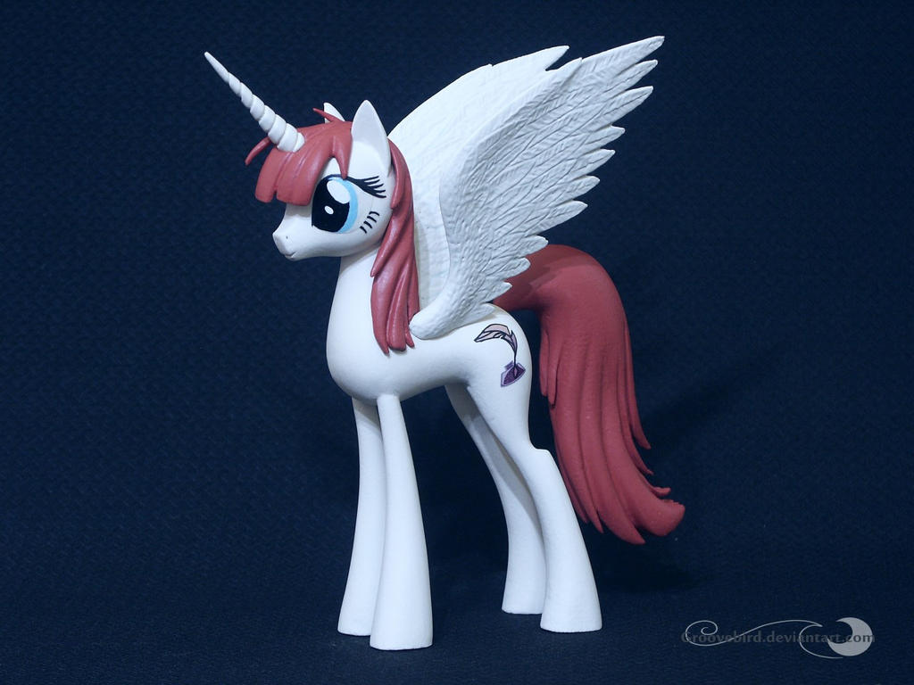 Lauren Faust Alicorn By Groovebird On Deviantart