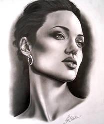 Angelina by MrWhiteG