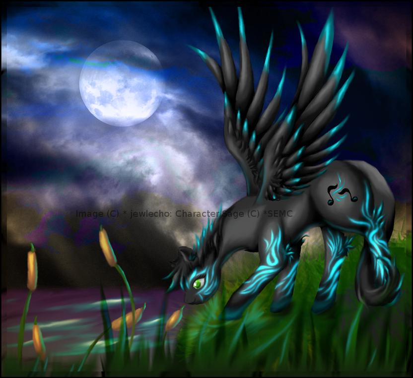 Sage - Pony by jewlecho by SEMC