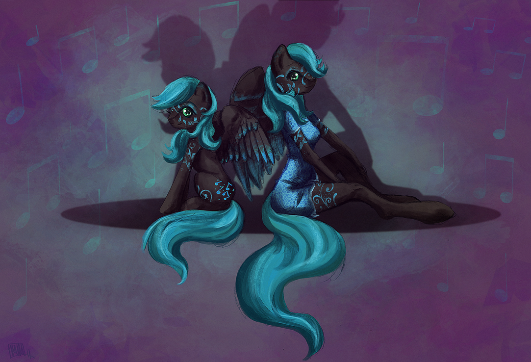 Sage - Pony by CrappyUnicorn by SEMC