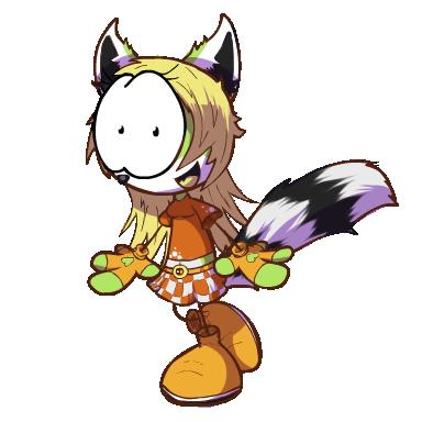 Susan - Chibi by Tofu93 and Crashpl by SEMC