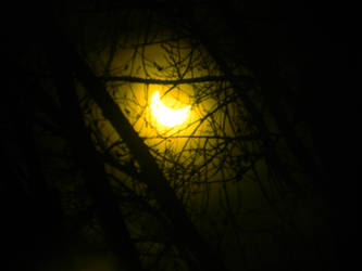 Wyoming Partial Eclipse Oct 23, 2014 (4 of 4) by SEMC