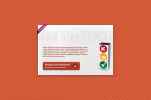 Stay-Longer Splash Page