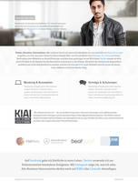 Homepage of Umut Deniz