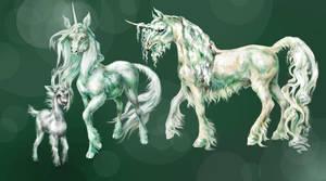 WIP Unicorns