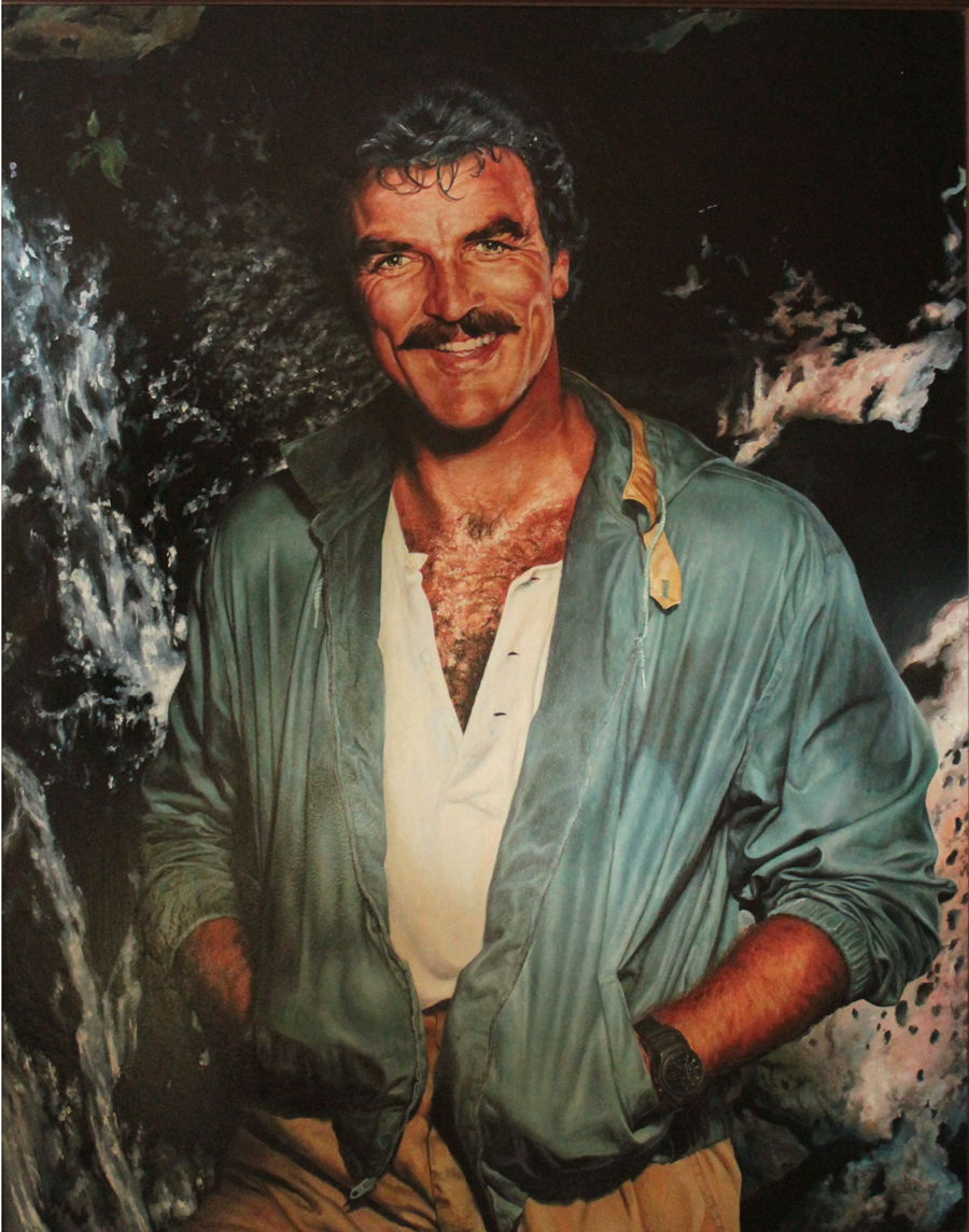 Indiana Jones vesione Selleck