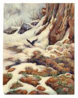 Winter Thaw by ArtbySandiJohnson