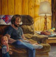 Family Portrait by ArtbySandiJohnson