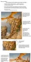 Bob's Dragon Monday Tutorial by ArtbySandiJohnson