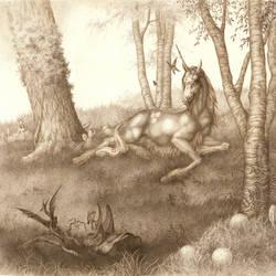 Wildwood by ArtbySandiJohnson