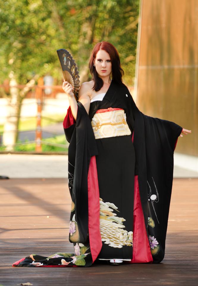 Yakuza Girl Outfit Yakuza girl by Tifa666...