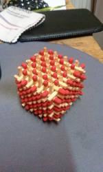 My first match-cube