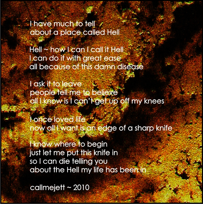 A Place Called Hell 2010 by callmejett