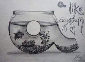 a like aquarium by hheleri