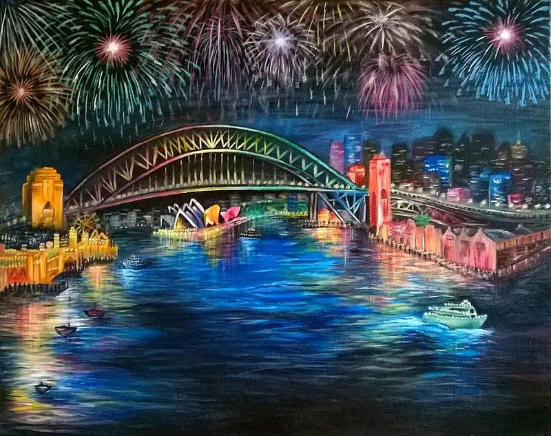 Sydney by hheleri