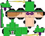 Cubbercraft The Riddler DC Super Heroes