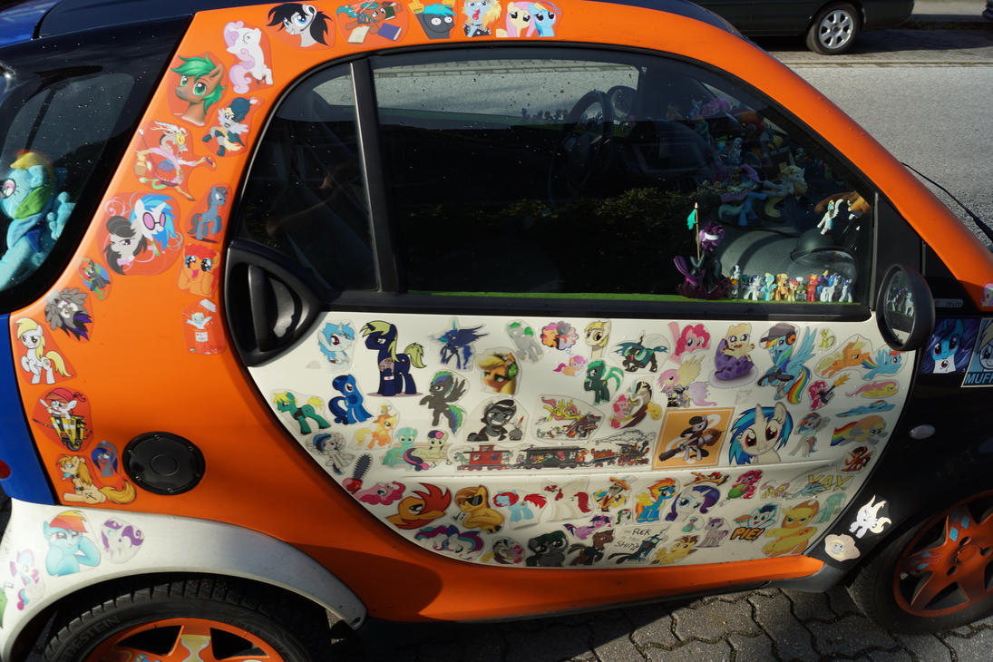 brony car by zunt500