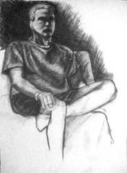 good ol' art prof drawing