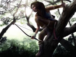Tomb Raider Reborn: On The Hunt