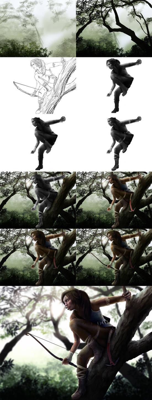 Tomb Raider Contest Process