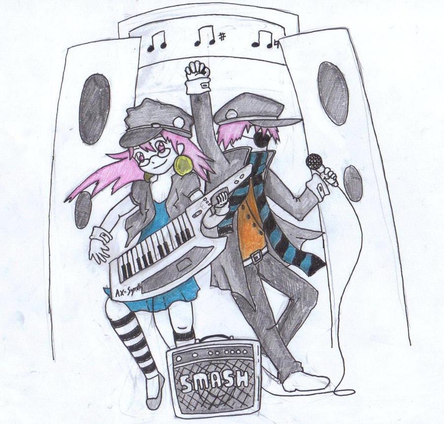 MMM: Semi Tone by Onigiripencil