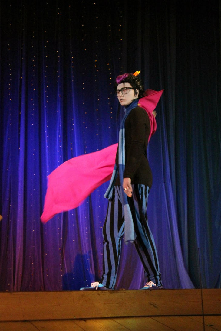 Eridan Ampora cosplay by Dead-Batter