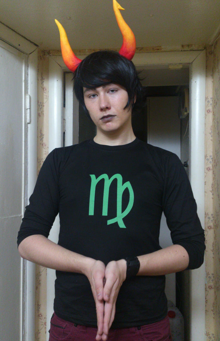 Male!Kanaya Maryam - I Am All Attention by Dead-Batter