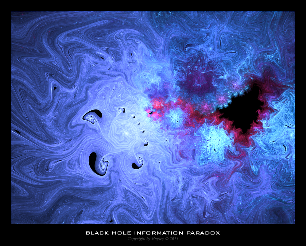 The black-hole information paradox, complementarity, and ...