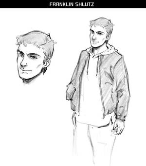 Lycanthrope Club Webcomic Character Preview #2