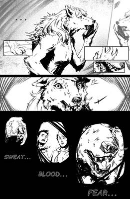 The Lycanthrope Club Webcomic, Chapter 2 Page 2