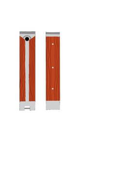 Preliminary Lightsaber design for Madhi