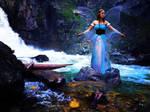 Granites Fairy by OlMountainWoman