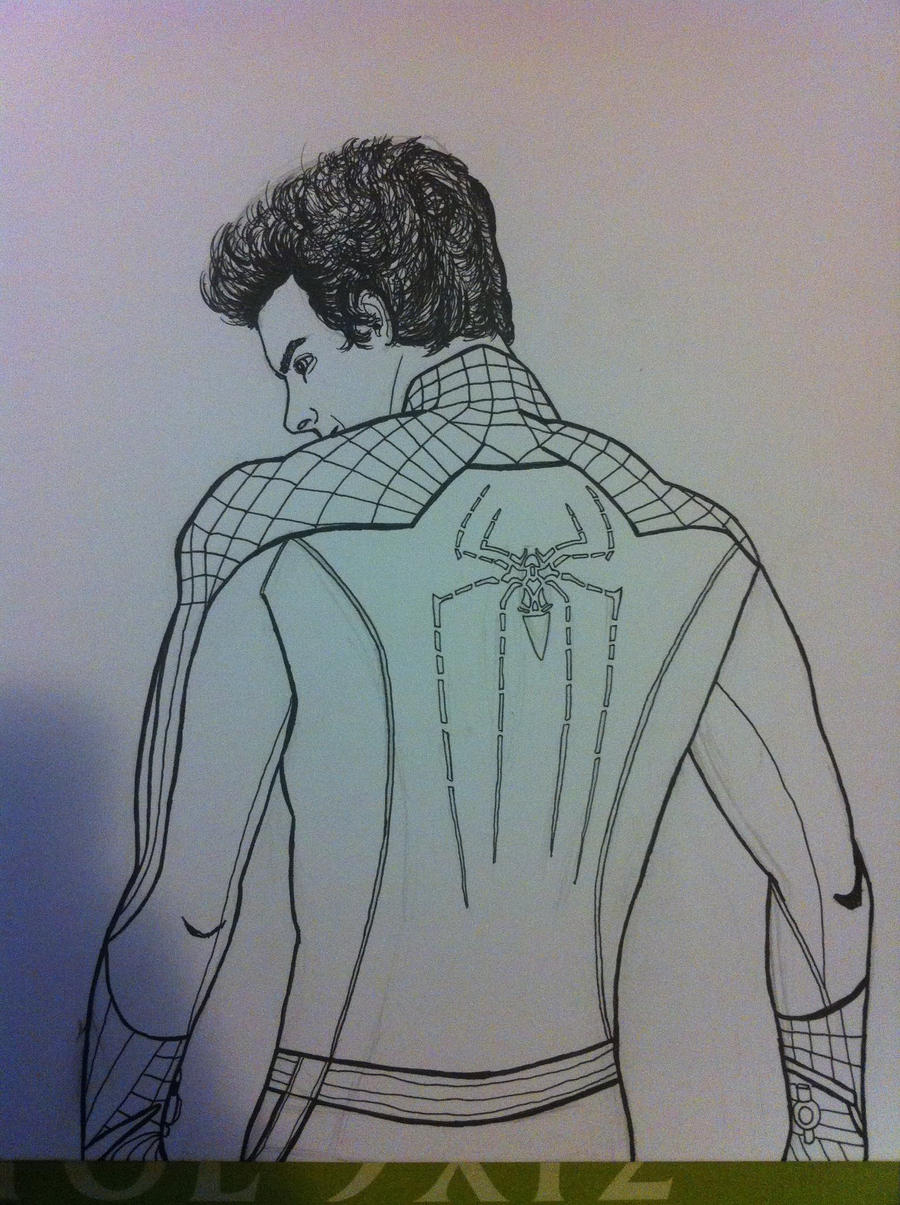 The Amazing Spider Man In Progress By MPerry85