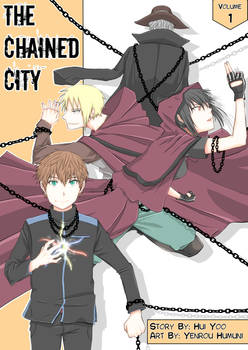 Our Manga - The Chained City is now on Tapastic!