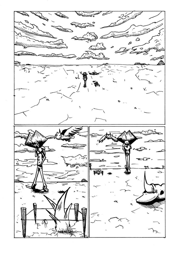 Kingfish Chpt. 4 Page 1 by Aksika