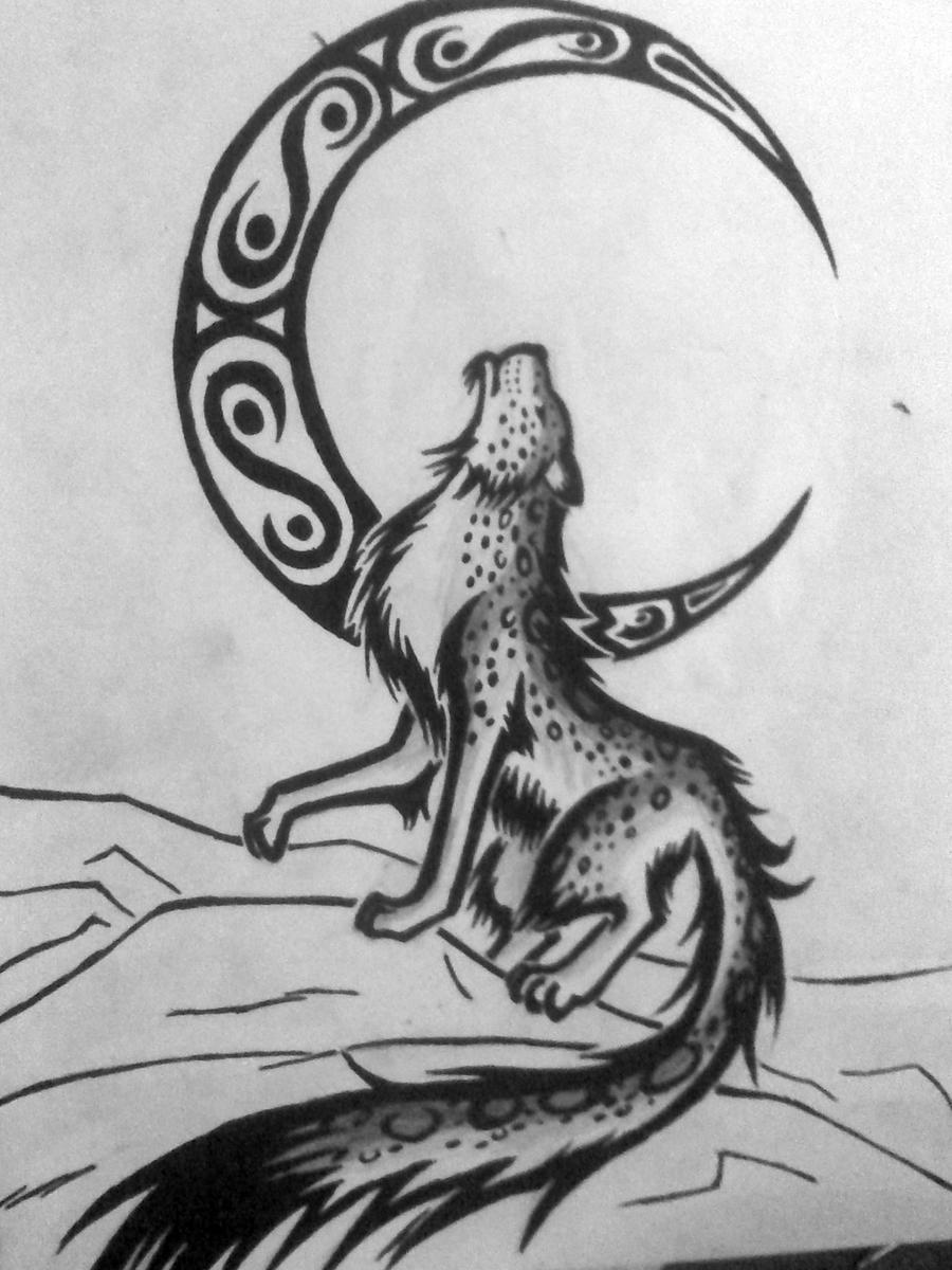 tribal snow leopard by kethenddragon on deviantart. Black Bedroom Furniture Sets. Home Design Ideas