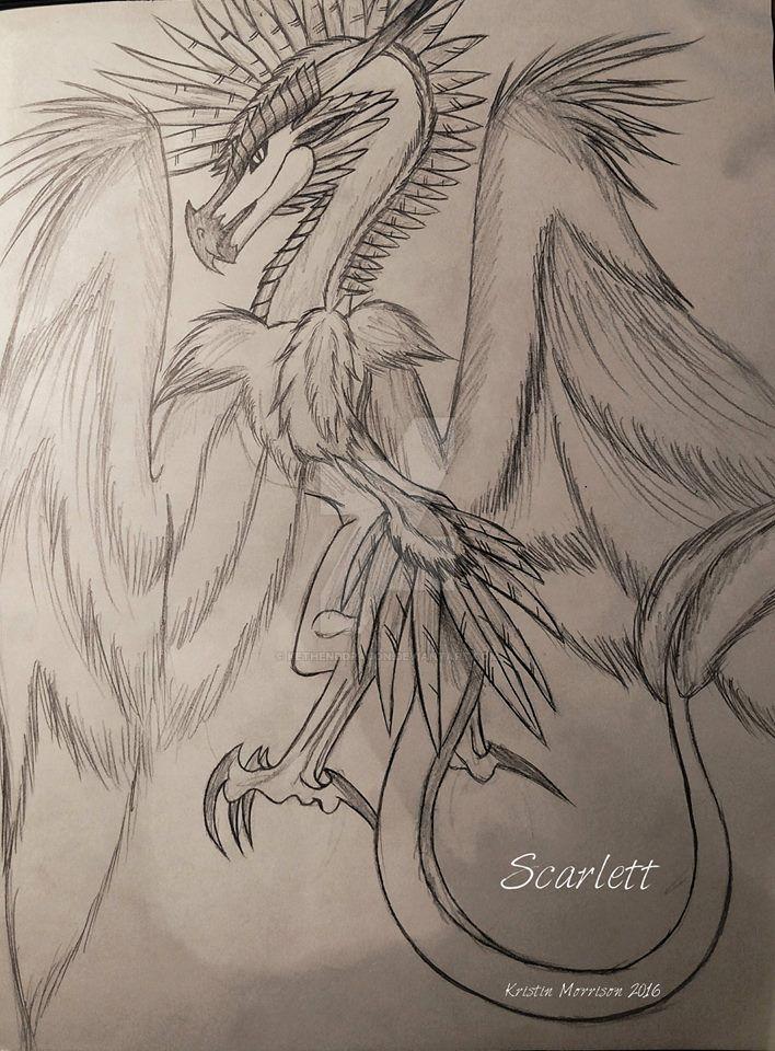 Phoenix Queen by KethendDragon