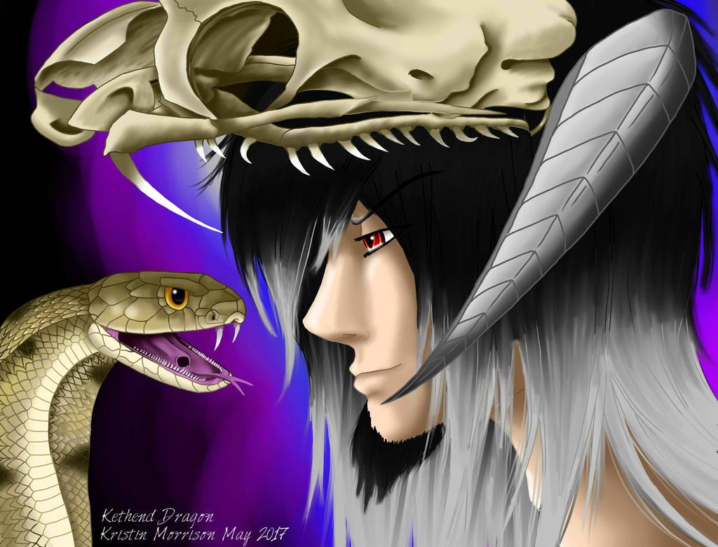 The Cobra King by KethendDragon