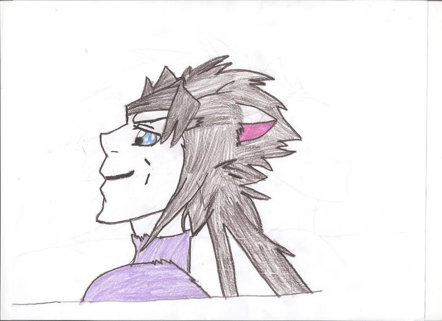 Wolfman Hitsugaya by Connor3217