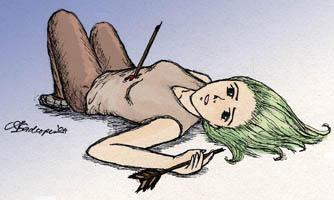 Broken Arrow by arsisa7