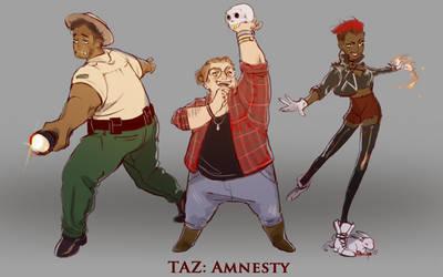 TAZ: Amnesty Designs