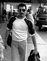 Freddie Mercury by Queenfan124