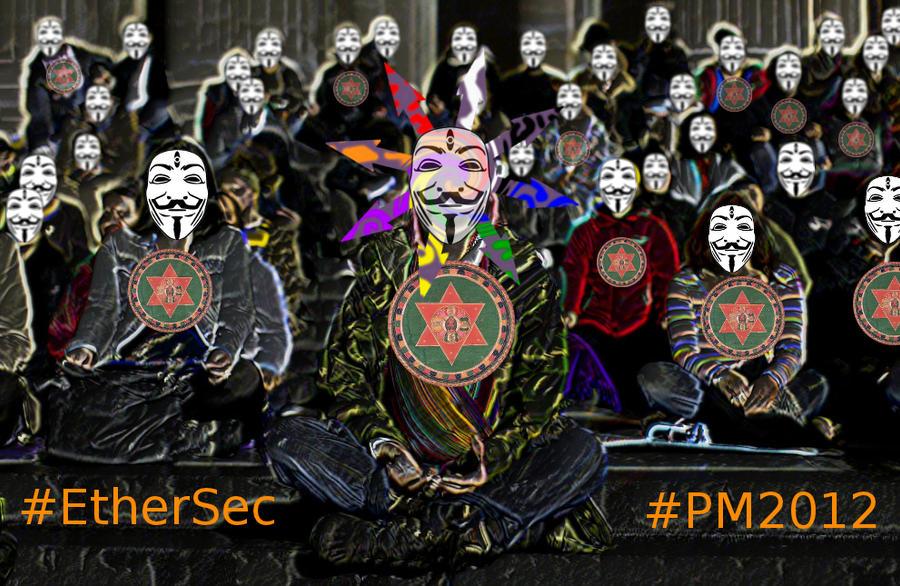 KIAMagic vIlluminati #EtherSec #PM2012 by AntonChanning