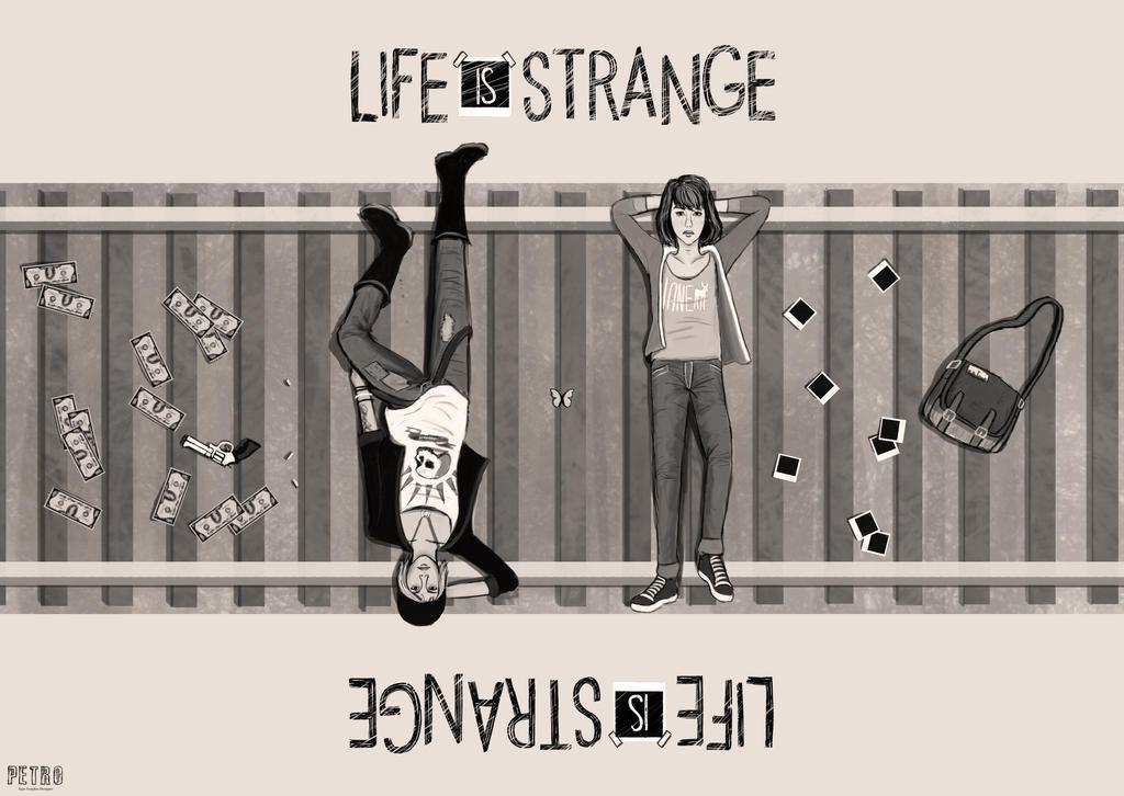 Life Is Strange (Fan-Art) [Digital Painting] by petro96